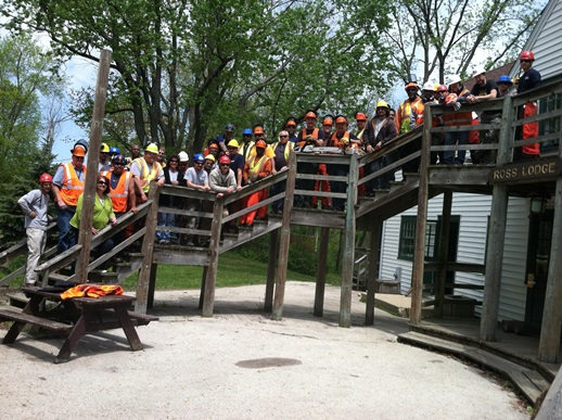 Chainsaw Safety Training with DNR