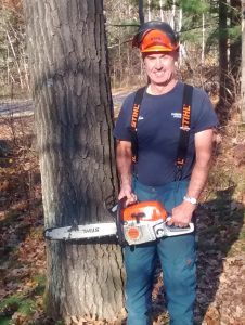 Jim Olive Chainsaw Safety Specialist Trainer